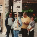 Staff Attorney for the West Coast office of the IATSE Hollywood unions, 1987-1989.