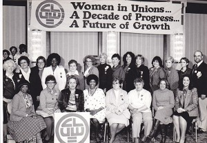 Support for Union Women.